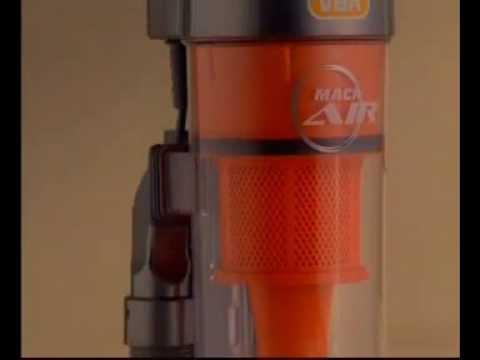 Vax Mach Air TV ad
