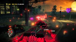 Saints Row 4 - Tank Mayhem Activity Guide. Game Walkthrough