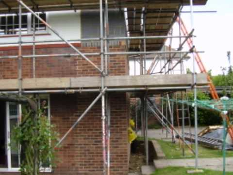 How to Build a Two Storey Home Extension in Bexley Kent in Less Than Twelve Weeks Music Videos