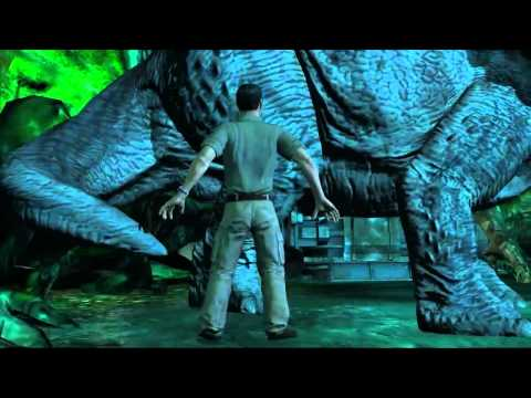 JURASSIC PARK THE GAME Walkthrough