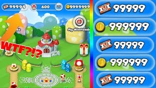 Super Mario Run CHEATS! GET UNLIMITED TICKETS AND UNLOCK FULL WORLD! 99999 COINS AND TICKETS!