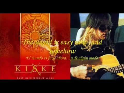 MICHAEL KISKE - YOUR TURN (English lyrics & subtitulado al espa...