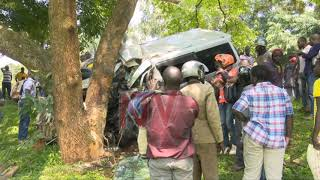 Four Asian expatriates killed in accident
