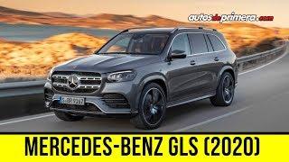 Mercedes-Benz GLS 2020, la SUV más grande y lujosa de la marca alemana