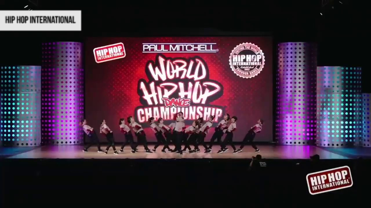 UPeepz wins back-to-back in World Hip Hop Dance Championship