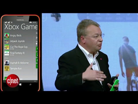 CNET News - Three new Nokia Lumia models unveiled at Microsoft Build