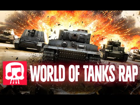 """WORLD OF TANKS RAP by JT Music - """"Rolling Out"""""""