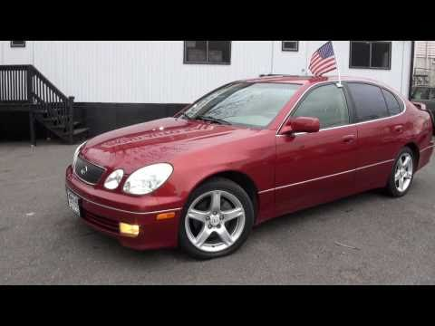 2001 Lexus GS 430 Automotive Review