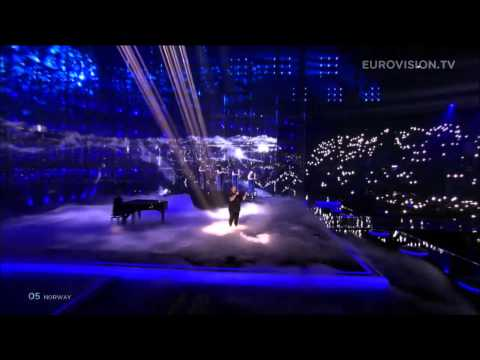 Carl Espen - Silent Storm (Norway) LIVE Eurovision Song Contest 2014 Grand Final