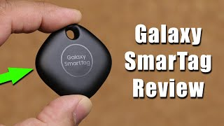 02. Samsung Galaxy SmartTag Setup and Review - Powerful Tracker with Hidden Features