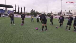 [New & Official] Cristiano Ronaldo Meet and Greet - Training Session Part 2