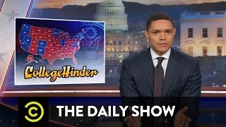 The Daily Show - Making Sense of the Electoral College by : The Daily Show with Trevor Noah