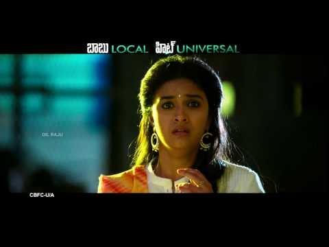 Nenu Local Universal Hit Trailer 3  -  Nani, Keerthy Suresh
