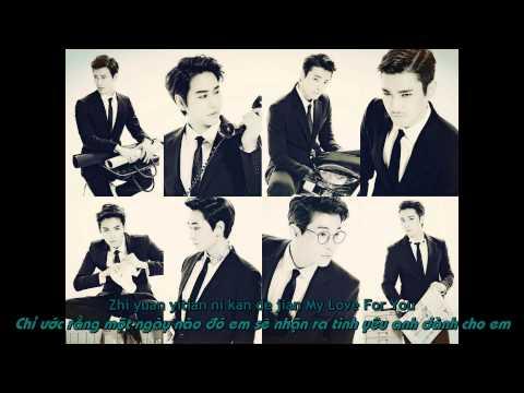 [Pinyin + Vietsub] My Love For You 无所谓 - Super Junior M