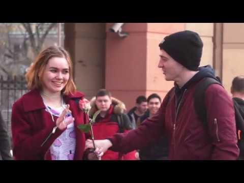 Знакомство с Дианой Шурыгиной Пикап Пранк