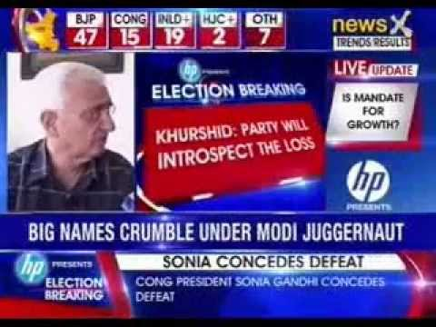 Salman Khurshid: Modi has failed to deliver its promises