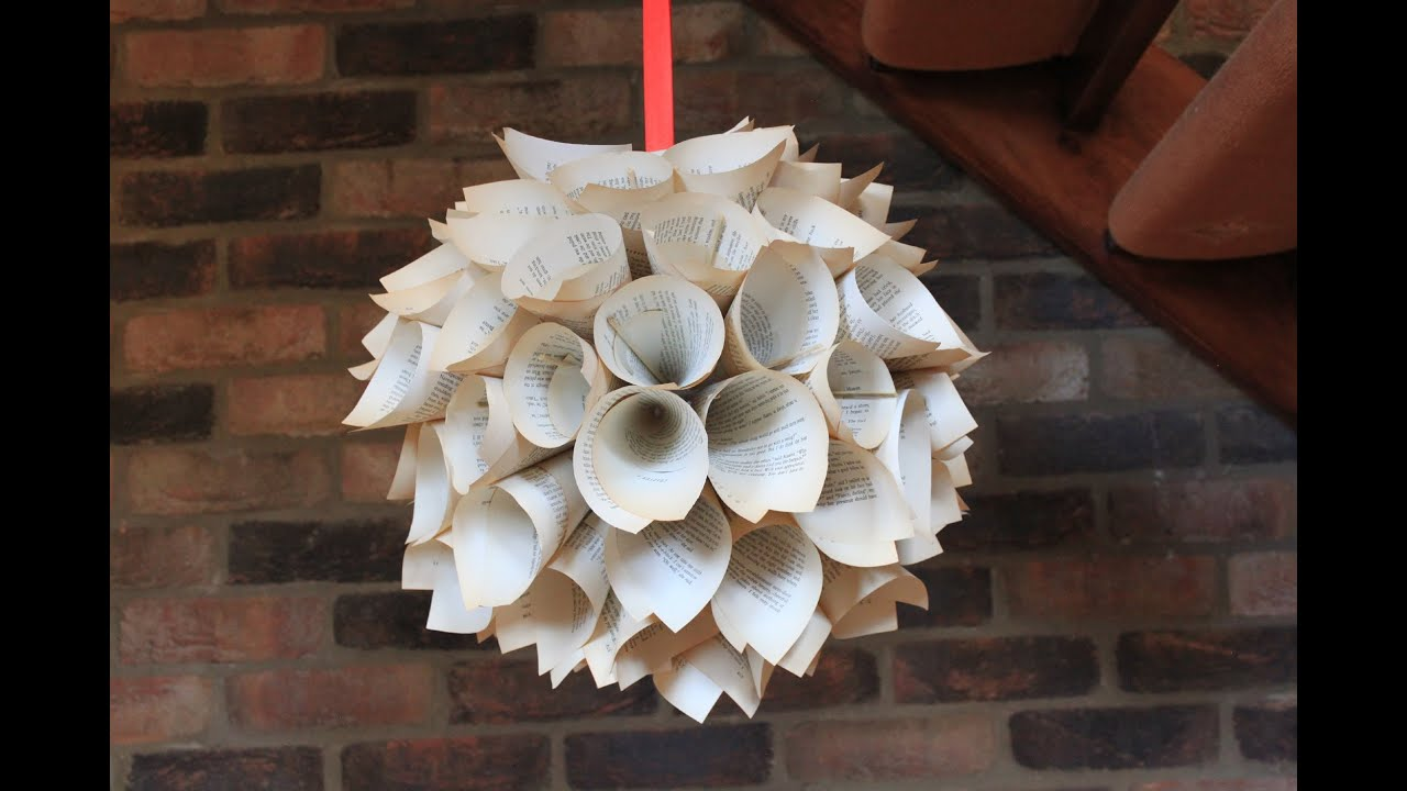 how to make christmas decorations beautiful paper