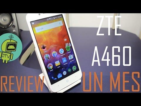 Review ZTE A460 un Mes de Uso / Revisado completo (2.000 Pesos)