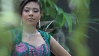 Photo shoot Quinceanera video