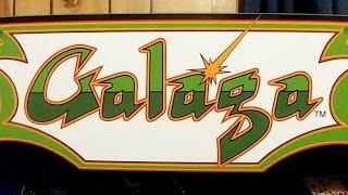 LIVE Arcade1up Let's Play: Galaga & Galaxian
