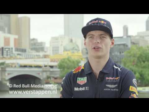Max Verstappen - Dinghy Dash Down Under - Melbourne, 22/03/2017