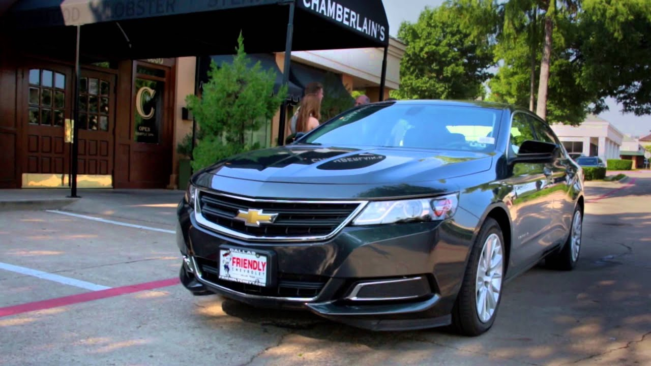 friendly chevrolet impala 2014 dallas tx youtube. Cars Review. Best American Auto & Cars Review