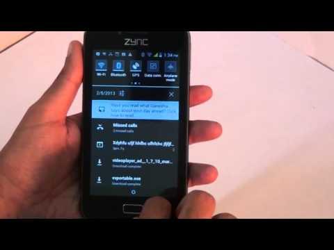Zync Cloud Z5 review.mp4