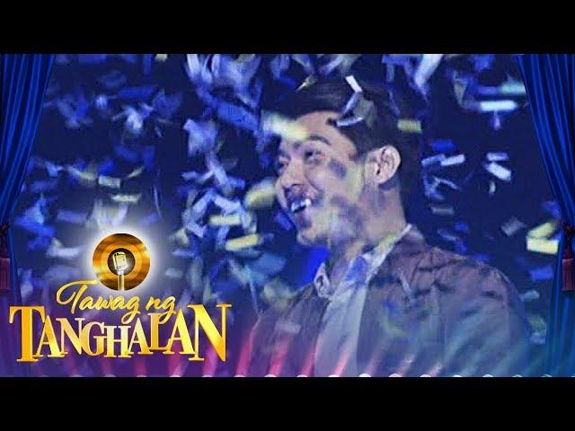 Tawag ng Tanghalan: Aerone Mendoza remains undefeated!