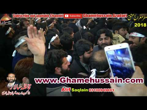 Haram Hazrat Ghazi Abbas as | Yadgar Pursa 2018 | Zakir syed Zuriat Imran sherazi