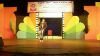Hosanna song dance by sandeep saive.mp4