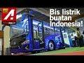 Bis Listrik Canggih merk MAB (Mobil Anak Bangsa) di GIICOMVEC 2018 thumbnail