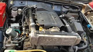swift diesel 1.3 L DDIS engine fitting by gypsy king  with swift electronic powersterring(9429755025