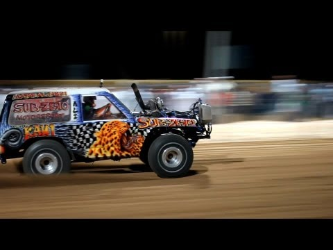 Sand Dragrace Dubai 6cyl Big Turbo