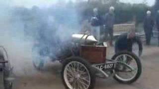 Darracq V8 1905 Land speed record holder