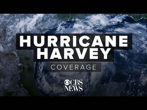 Hurricane Harvey Coverage LIVE on CBSN