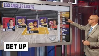 How the Lakers can sign Kawhi or acquire more depth with cap space | Get Up