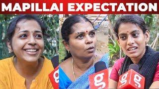 """Engineer Mapillai Vendam"" - Chennai Girls & Parents Speak on their Marriage & Mapillai Expectations"