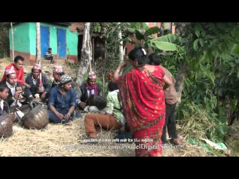 डाँडै फुर्के सल्लो, Dandai Furke Sallo Nepali Panche Baja 2014 video