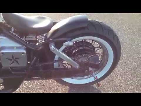 Honda Shadow 750 Bobber Custom