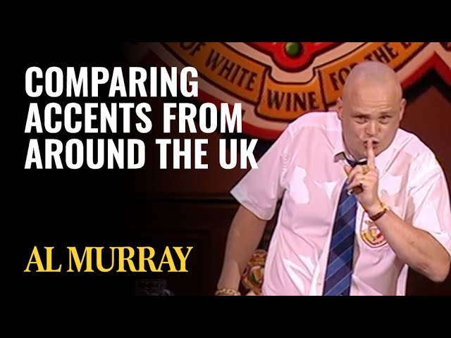 Comparing accents from around the UK