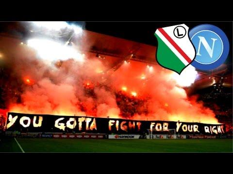 Legia Warszawa - Napoli, Liga Europy, Tour de Sport #14