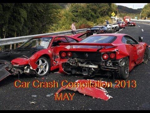 Car Crashes Compilation 2013 May #2 Подборка аварий и ДТП май 2013 سيارة تحطم تجميع 2013 汽车碰撞编译2013
