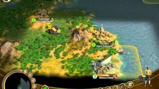 Sid Meier's Civilization IV: Colonization. Видео-обзор на русском