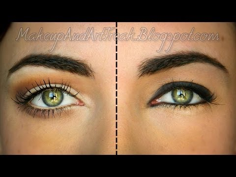 How To Make Your Eyes Appear Larger With Makeup - Do's & Don'ts (con subtitulos en español)