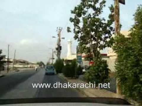 Khayaban e  BUKHARI RESIDENTIAL neighbourhood, PHASE 6 & 7 DHA DEFENCE KARACHI PAKISTAN.wmv