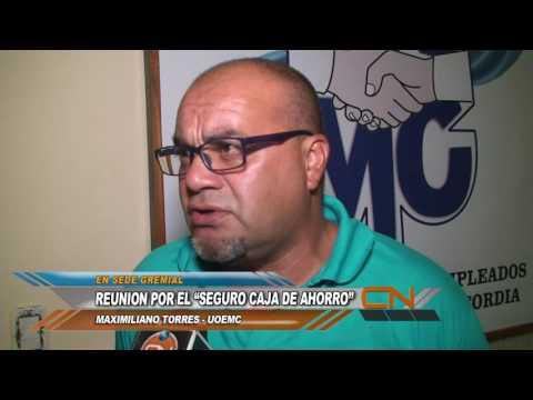 Seguros de Vida: Municipales de Concordia quieren reveer los contratos