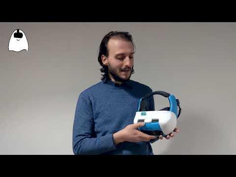 Знакомимся с контроллерами Vive Focus с технологией отслеживания перемещения в пространстве по 6 осям