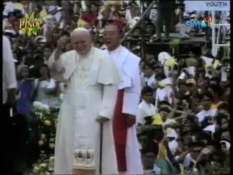 Pope John Paul II: The Filipino Remembers His life, service and love