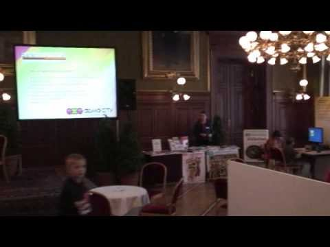 Game City 2008 - Wien - (PES 09 Fifa 09 little big planet)