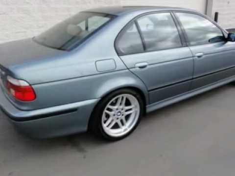 2003 Bmw 5 Series 540 Ia Lakewood, Co